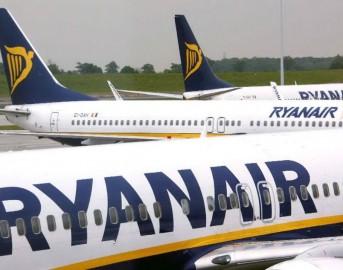 Lista dei voli cancellati Ryanair da e per l'Italia oggi, 19 settembre
