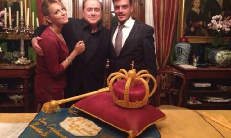 Top Silvio Berlusconi compleanno, il regalo di Francesca Pascale  NW95