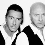 Stefano Gabbana lettera all'ex Domenico Dolce