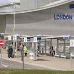 pacco sospetto luton aeroporto evacuato