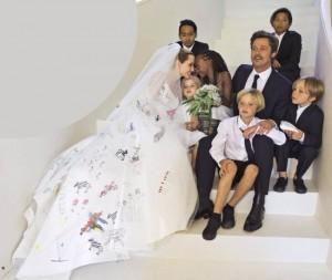 matrimonio vip pitt jolie
