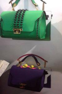 Chiara Biasi borse Patty Toy per Braitropy