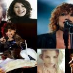 Donne in musica nuova compilatio Radio Italia in vendita dal 16 settembre 2014