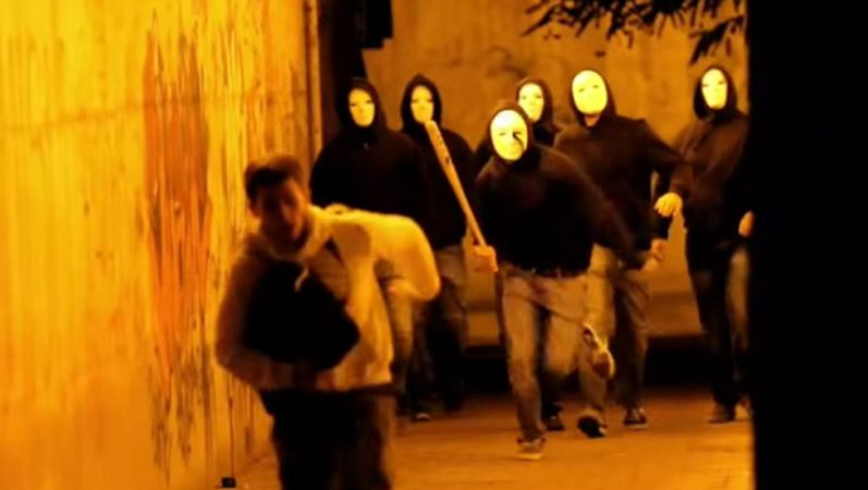 Abitanti di Milano terrorizzati per scherzo