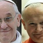 Sulla famiglia Papa Francesco e Papa Woytjla la pensano diversamente