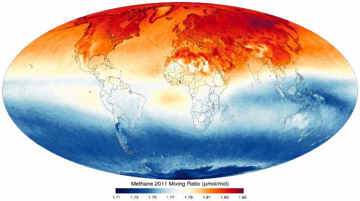 allarme Onu gas effetto serra