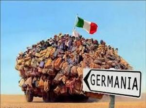 giovani fuga germania