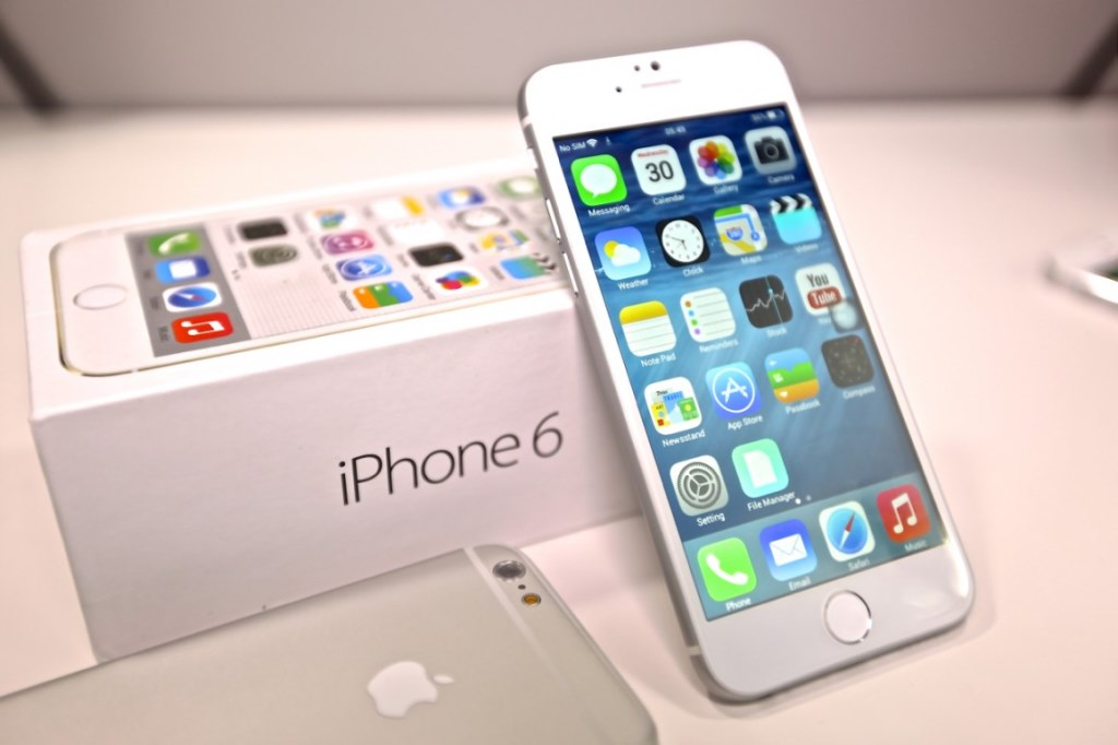 iPhone 6 testato nel frullatore