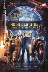 Una notte al museo 2 - La fuga su Italia1