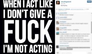 claudia galanti sfogo instagram