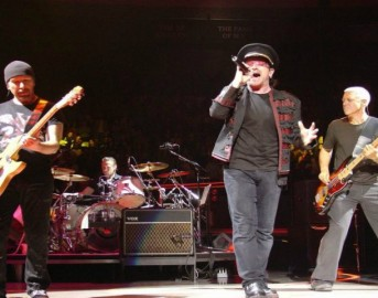U2 Tour 2017 Italia: Roma 2017, al via la prevendita prevendita su Ticketone, ecco il prezzo biglietti