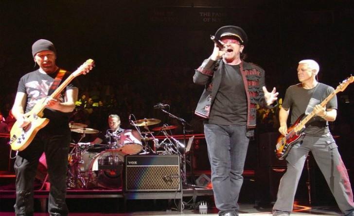 U2, concerto Roma 15 luglio: prevendita vivaticket, prezzo biglietto