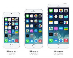 iphone6 due versioni