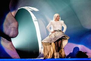 Nuovo tour di Lady Gaga