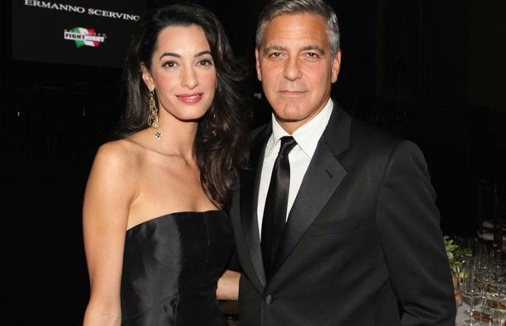 ... Abito Da Sposa Di Amal Alamuddin Moglie Di George Clooney on Pinterest