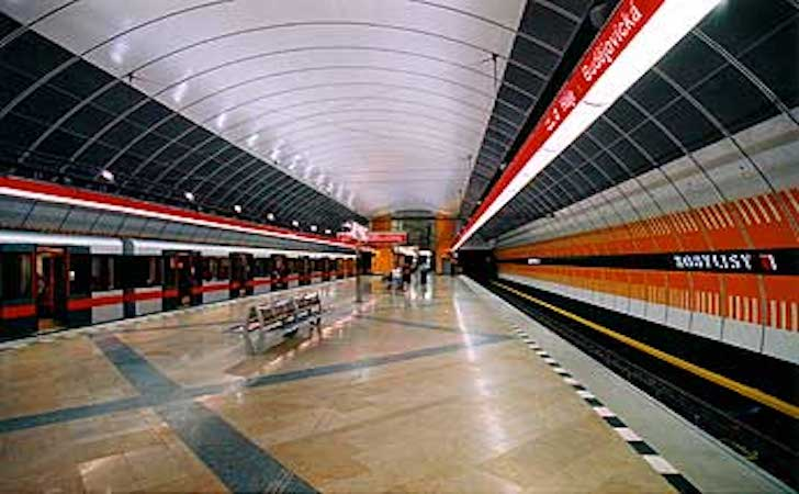 Metro c roma apertura l 39 open day e la seconda tratta for Interno 5 b b roma