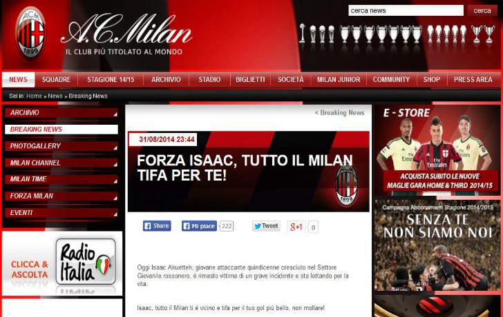 notizie cronaca italia