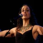 Noa concerto 21 settembre 2014 Teatro Brancaccio Roma