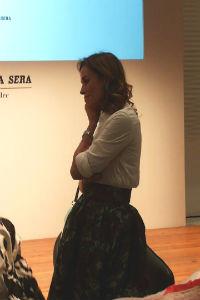 Benedetta e Ceristina parodi Triennale Milano 27 settembre 2014