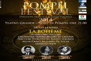 Pompei Festival 2014