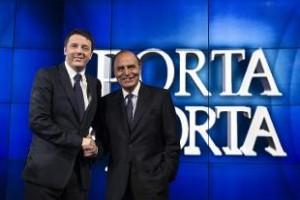 Renzi da Vespa annuncia che inaugurerà l'anno scolastico a Palermo