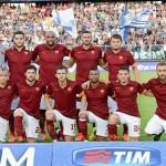 formazione roma champions league