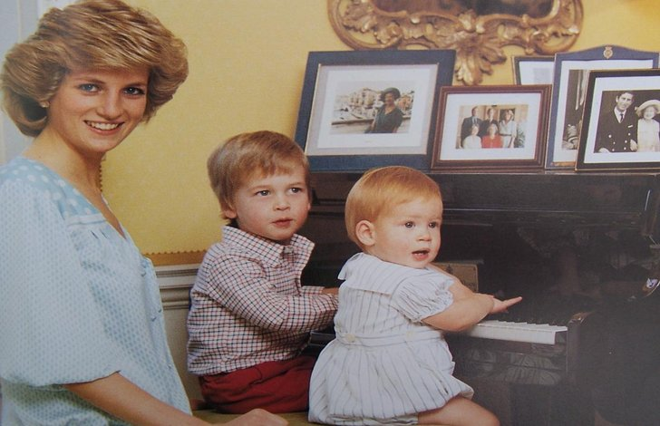 regalo harry 30 anni eredità diana spencer