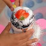 mug cake torta in tazza dolci dopo il tiggì