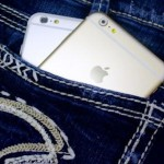 iPhone 6 Levi's jeans tasche