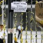 studenti manifestazione hong kong dimissioni capo governo