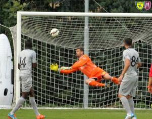 Chievo Verona in allenamento