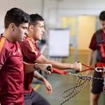 AS Roma allenamenti