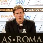 Rudi Garcia Roma lettera