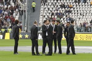 squadra dell Roma