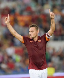 AS Roma Francesco Totti