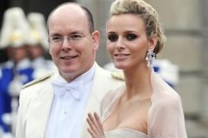 Charlene Wittstock e Alberto di Monaco saranno presto genitori di due gemelli