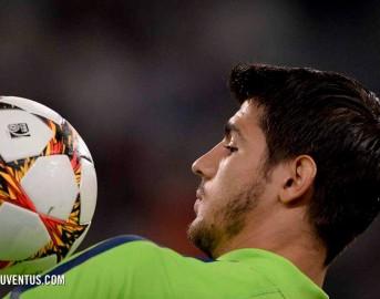 Juventus ultimissime: battibecco Allegri-Morata, lo spagnolo ignora il tecnico