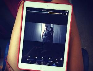 Giorgia Lucini posta una foto per Damante