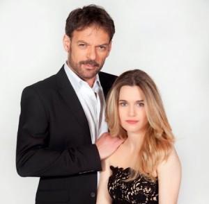 Anna Favella e Michele D'Anca