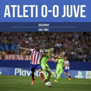 Atletico Madrid vince