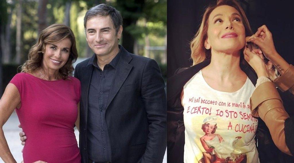 Barbara D'Urso vs Cristina Parodi sfida tv