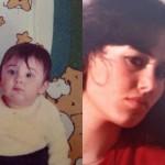 scatti della mamma e lei da giovani