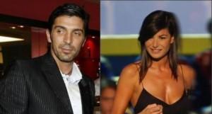 Buffon e Ilaria D'Amico bebè in arrivo