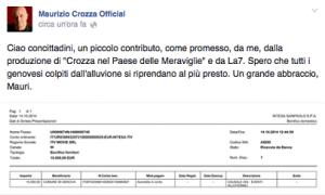 Crozza Tweet