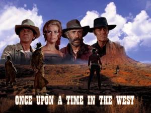 C'era una volta il west su Rete4
