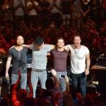 Coldplay tour Italia 2017
