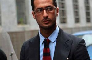 Fabrizio Corona provato in carcere