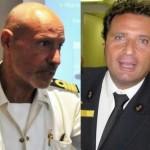 Gregorio de falco lascia la Capitaneria