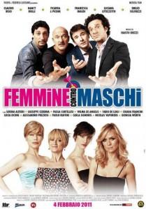 Femmine contro maschi su Canale5