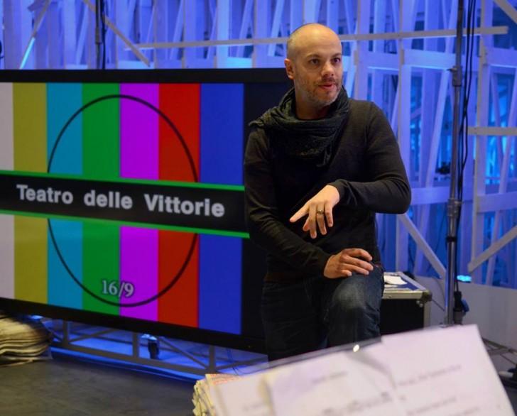 DIego Bianchi conduce Gazebo